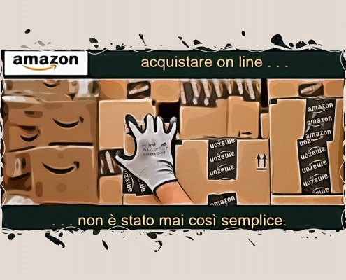 come fare acquisti su Amazon